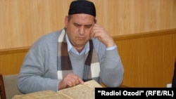 Раҳматулло Абдуллоев