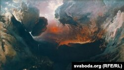 Джон Марцін, «Канец сьвету» (1853)