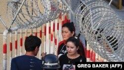 Синҗанда уйгыр хатын-кызлары
