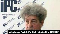 Головний редактор красноперекопської газети «Перекоп» Валерій Верба