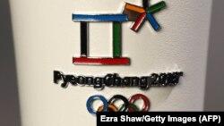 Оңтүстік Кореяның Пхенчан қаласында өтетін Қысқы олимпиада ойындарының логотипі (Көрнекі сурет).