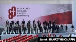 Svetski lideri na ceremoniji u Varšavi