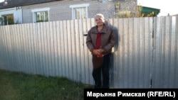 Тұрғындардың бірі Анатолий Владимирович