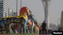 Астана қаласы.