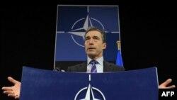 Генералниот секретар на НАТО Расмусен