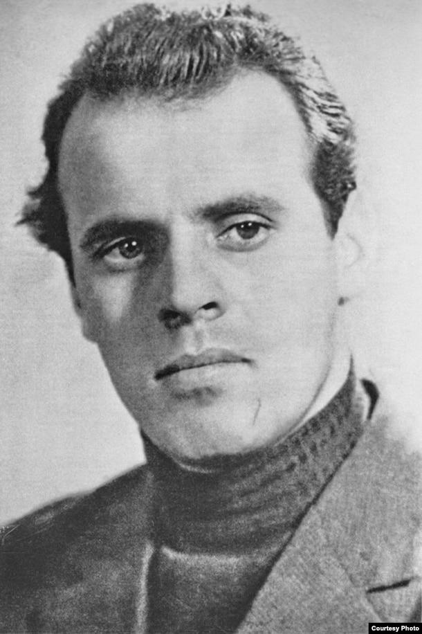 Віктар Тураў. 1960-я гг. З архіву А. Туравай
