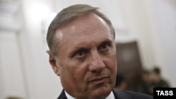 Олександр Єфремов, колишній голова фракції Партії регіонів