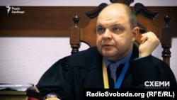 Суддя Апеляційного суду Києва Дмитро Гаращенко