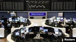 Франкфурт-на-Майні, фондова біржа