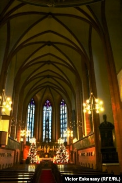 Biserica Ordinului teutonic la Frankfurt pe Main