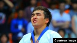 Елдос Сметов, казахстанский дзюдоист.