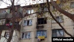 Пожежа в гуртожитку на вулиці Чехова, Севастополь, 15 листопада 2015 року