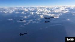 Сүрия күгендә Русия хәрби очкычлары