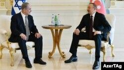 B.Netanyahu və İ.Əliyev