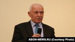Североосетинский эколог Иван Алборов