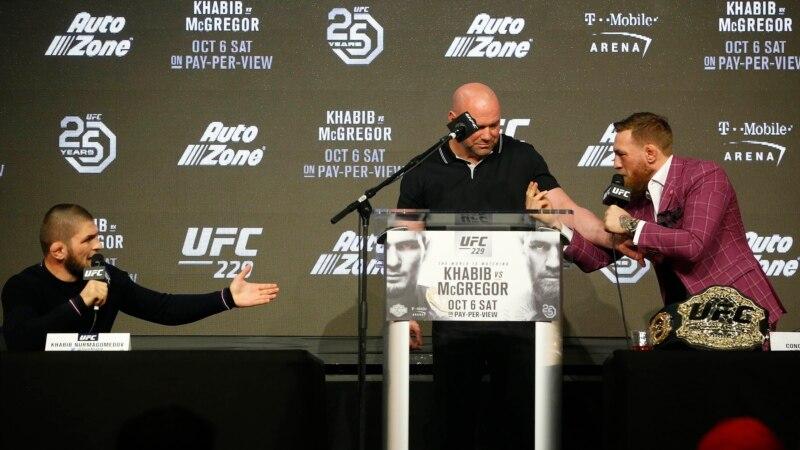 UFC-н президент: Макгрегор латуьйтур ву Хьабибца, нагахь иза Серронеца леташ толахь