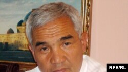 Марат Укибаев, председатель Казахского культурного центра в Узбекистане.