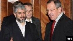 Самым высокопоставленным российским чиновником на переговорах с ХАМАС был глава МИДа Сергей Лавров