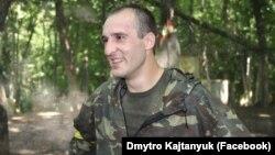 Ветеран війни на Донбасі Дмитро Кайтанюк