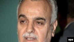 طارق الهاشمی، معاون رييس جمهوری عراق