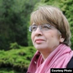 Профессор Мария Николаева