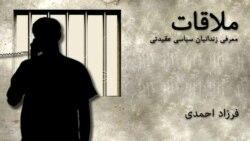ملاقات با فرزاد احمدی
