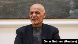 Predsednik Avganistana Ašraf Gani