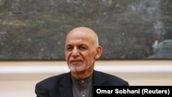 Աֆղանստանի գործող նախագահ Աշրաֆ Ղանին, արխիվ