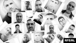 Tajikistan -- Tajik collage - Jail Breakers