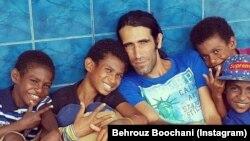 Behrouz Boochani