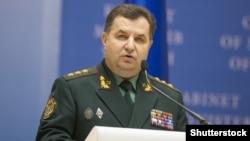 Украинскиот министер за одбрана Степан Полторак