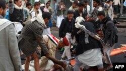 صحنهای از درگیریهای یمن