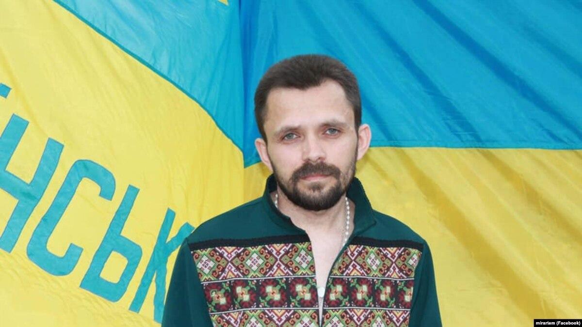 В Бахмуте умер волонтер Артем Мирошниченко, на которого напали неделю назад