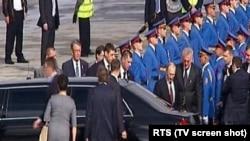 Gjatë vizitës se presidentit rus, Vladimir Putin, sot, në Beograd