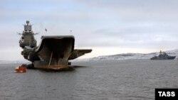 Авіаносний крейсер (ТАКР) «Адмірал флоту Радянського Союзу Кузнєцов»