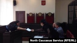 На одном из судебных заседаний по делу Бриниха (архивное фото)