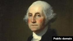 Првиот претседател на САД Џорџ Вашингтон.