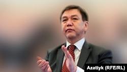 Маркум Эркин Алымбеков.