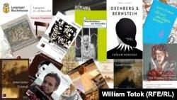 România la Tîrgul de carte din Leipzig (Colaj: William Totok)