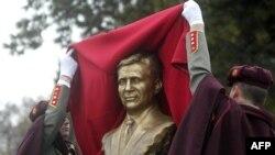 Statua Borisa Trajkovskog u Skoplju