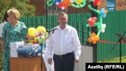 Анатолий Иванов чыгыш ясый