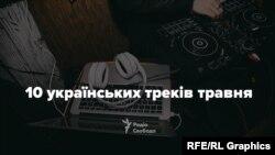 В Україні бурхливо розвиваються усі музичні напрямки. Радіо Свобода готує огляди найуспішніших треків