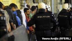 Policia e Serbisë - foto nga arkivi