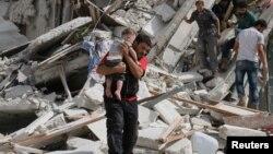Алеппо, 21 вересня 2016 року