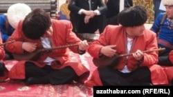Türkmen bagşylary