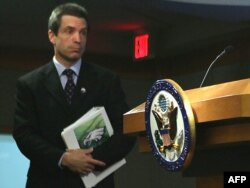 Офіційний представник Держдепартаменту США Марк Тонер