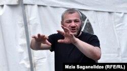 Zaza Saralidze, Tbilisi, 1 iunie 2018.