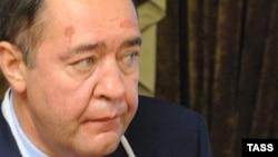 Russian media mogul Mikhail Lesin
