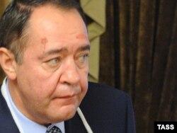 Михаил Лесин в 2007 году