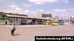 Автостанція Єнакієвого